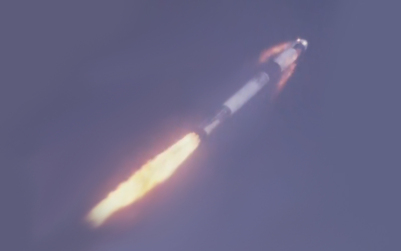 Crew Dragon Aborting | Credit: SpaceX